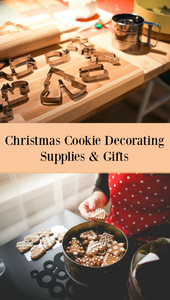 christmas cookie decorating supplies and gifts the jenny evolution - Christmas Cookie Decorating Supplies