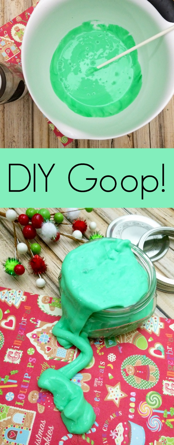 DIY Goop Recipe