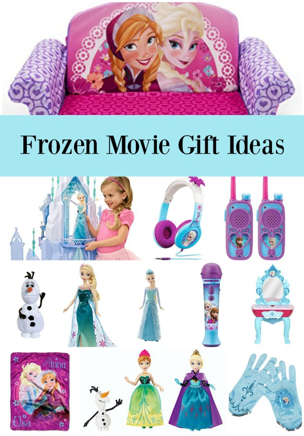 Frozen Movie Gift Ideas | Mommy Evolution