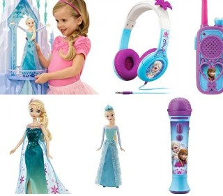 Frozen Movie Gift Ideas