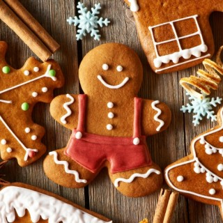 The Perfect Gingerbread Cookies Recipe