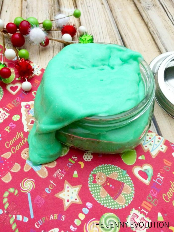 Green Goop Recipe