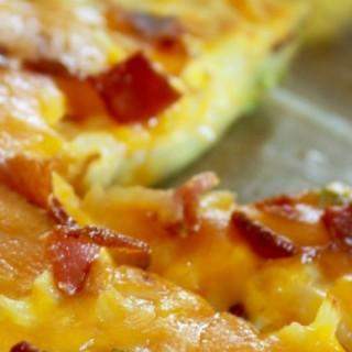 Weekend Breakfast Casserole Recipe