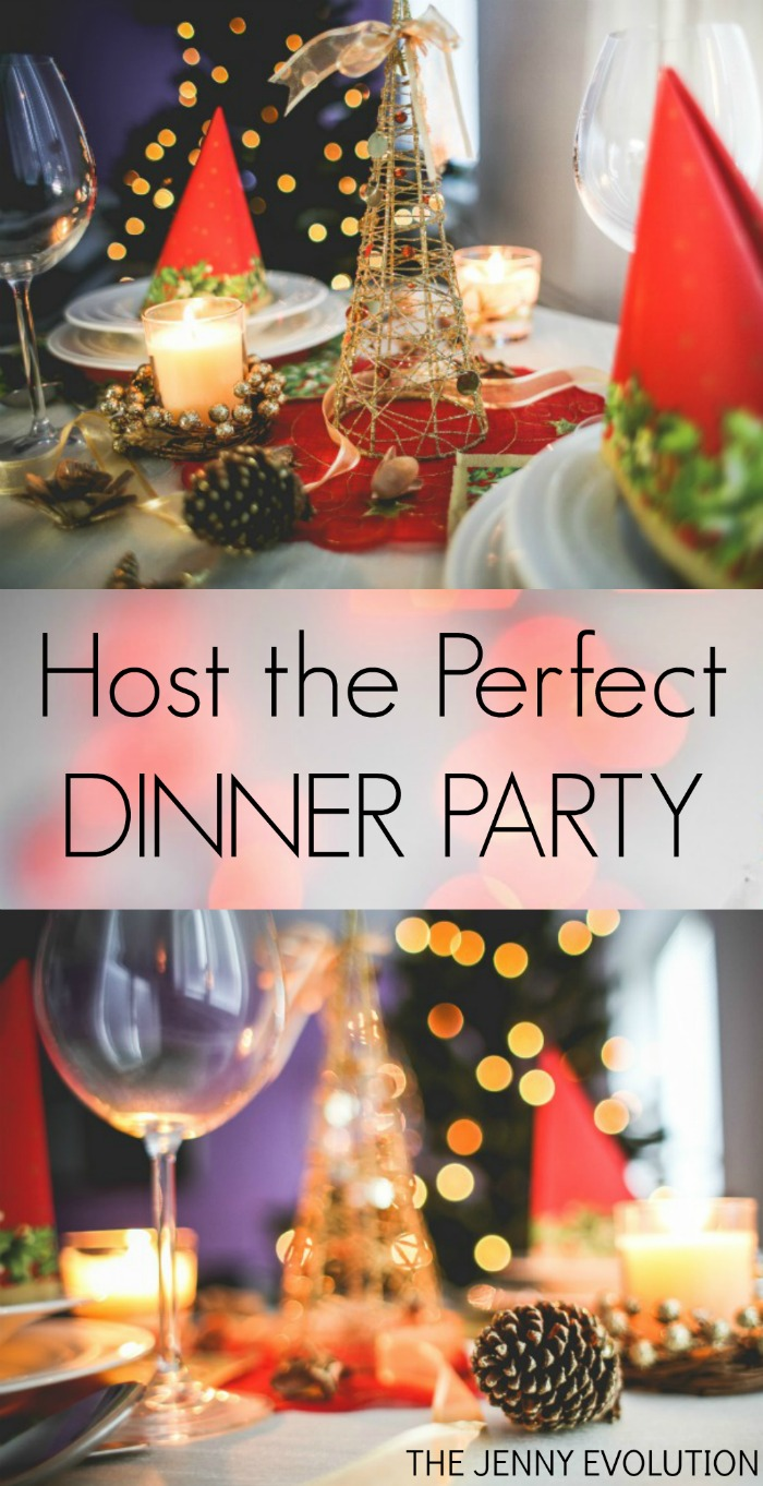 holiday dinner party tips - how to host the perfect gathering