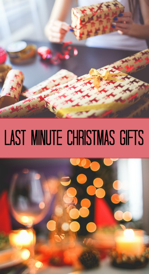5 Tips for Last Minute Christmas Gifts | Mommy Evolution