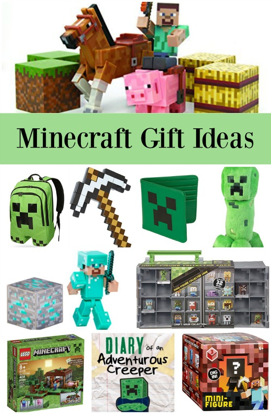 Minecraft Gift Ideas | The Jenny Eviolution