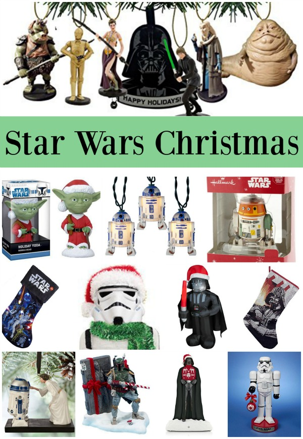 Star Wars Christmas Gifts and Decorations | Mommy Evolution