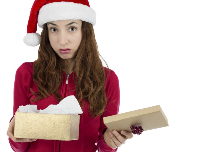 What to do with Unwanted Christmas Presents!
