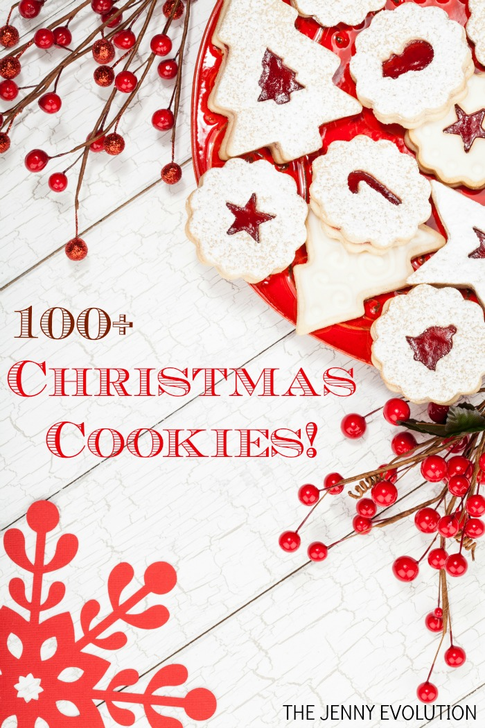 100+ Christmas Baking Cookie Recipes