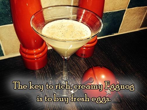 Eggnog Tip