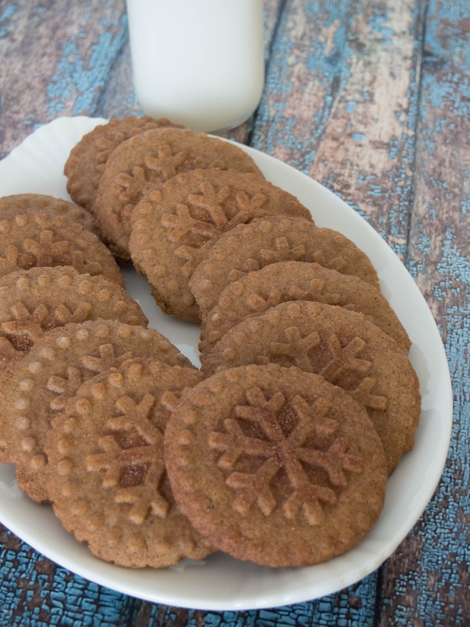 Dutch Windmill Cookies Recipe
