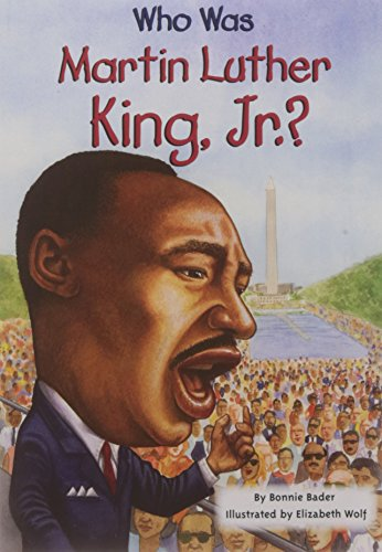Martin Luther King Jr. Books for Kids | The Jenny Evolution
