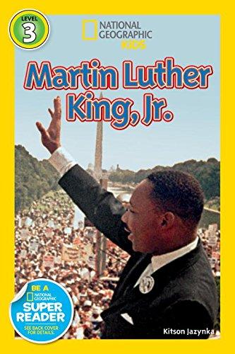 Martin Luther King Jr Books For Kids Mommy Evolution