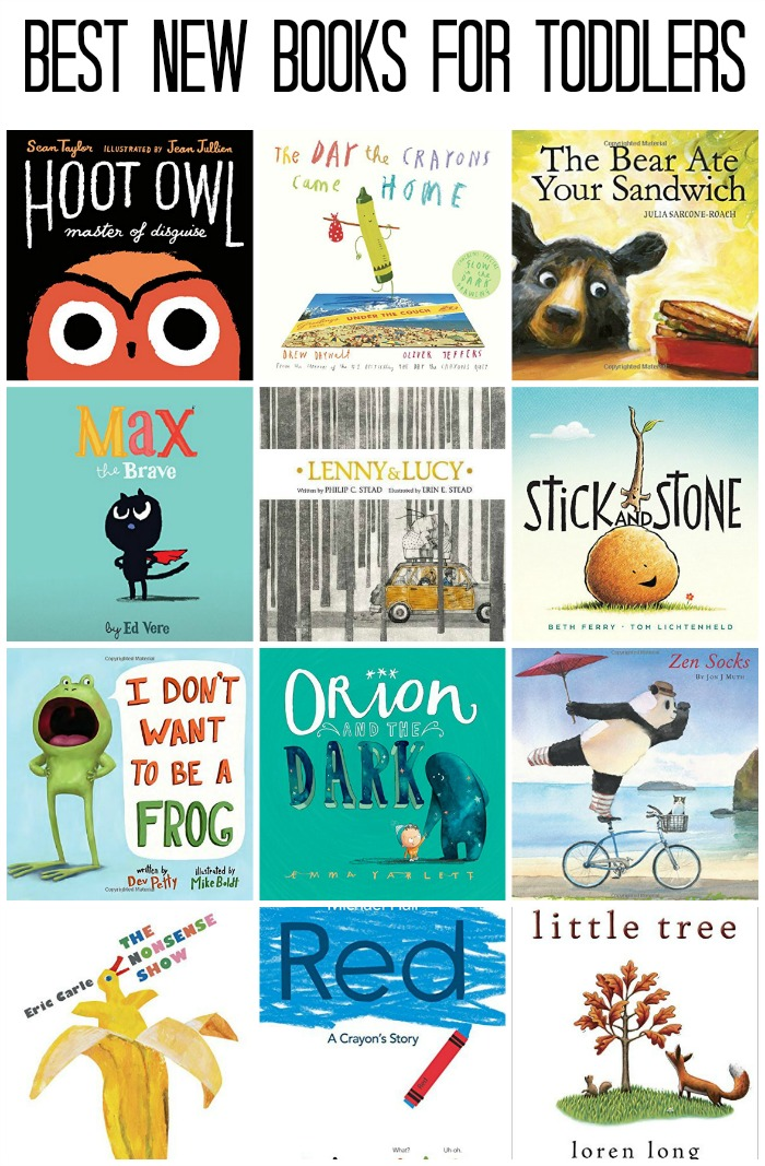 20 of the Best New Children's Books for Toddlers of 2015 | The Jenny Evolution