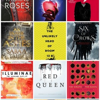 Best New Young Adult Novels of 2015. Perfect reading for teenagers in high school.