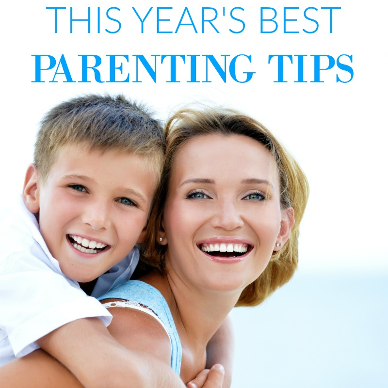 This Year's Best Positive Parenting Tips from More than 30 Bloggers!