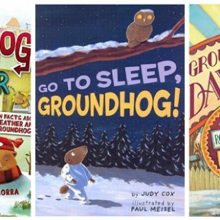 Groundhog Day Children's books