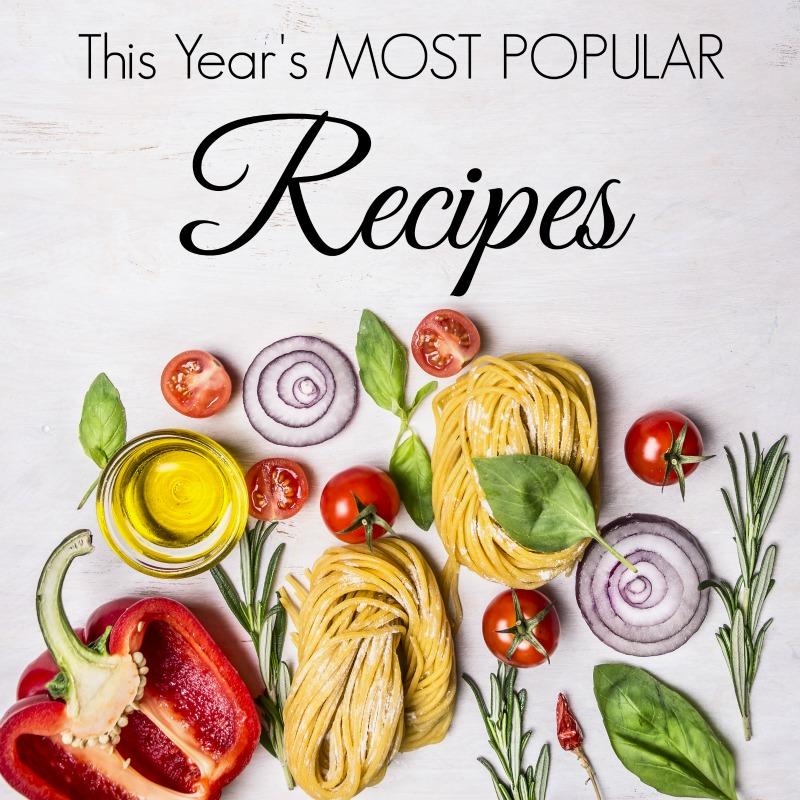 Most Popular Recipes Square