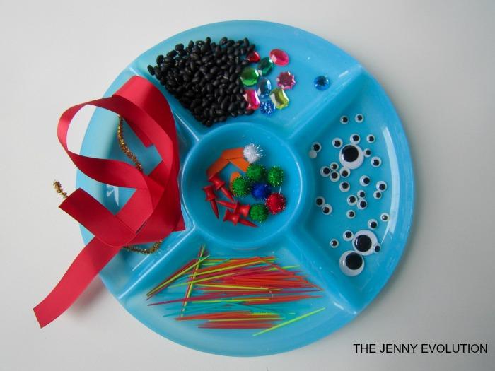 Snowman Invitation to Play | The Jenny Evolution
