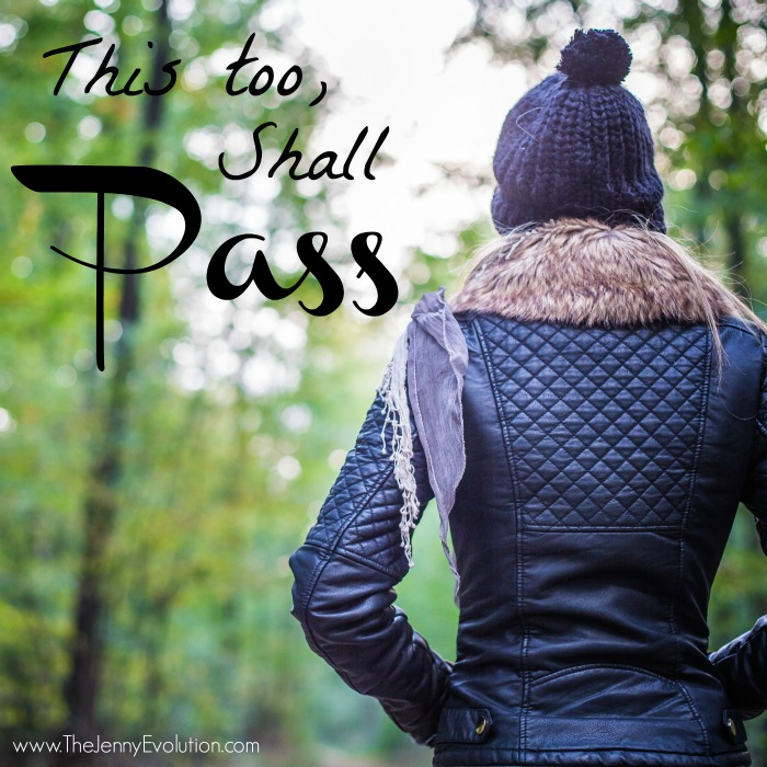 This too Shall Pass! One Line Affirmations for Moms