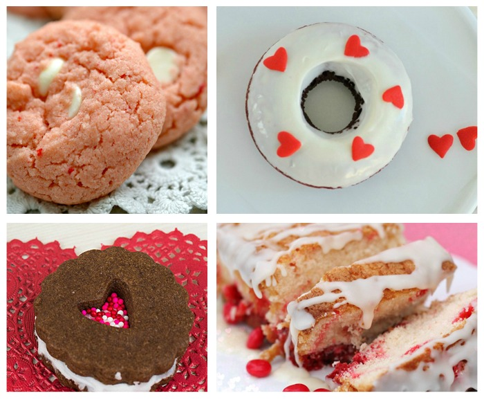 15 Valentine Baked Good