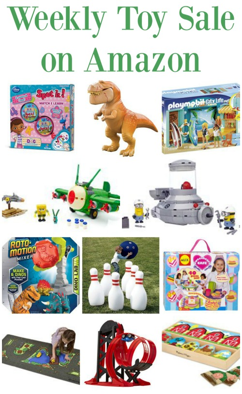 Amazon Toy Sale