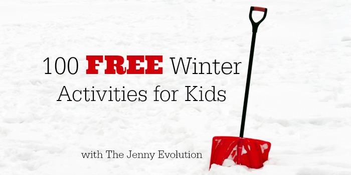 Free Winter Activities Facebook