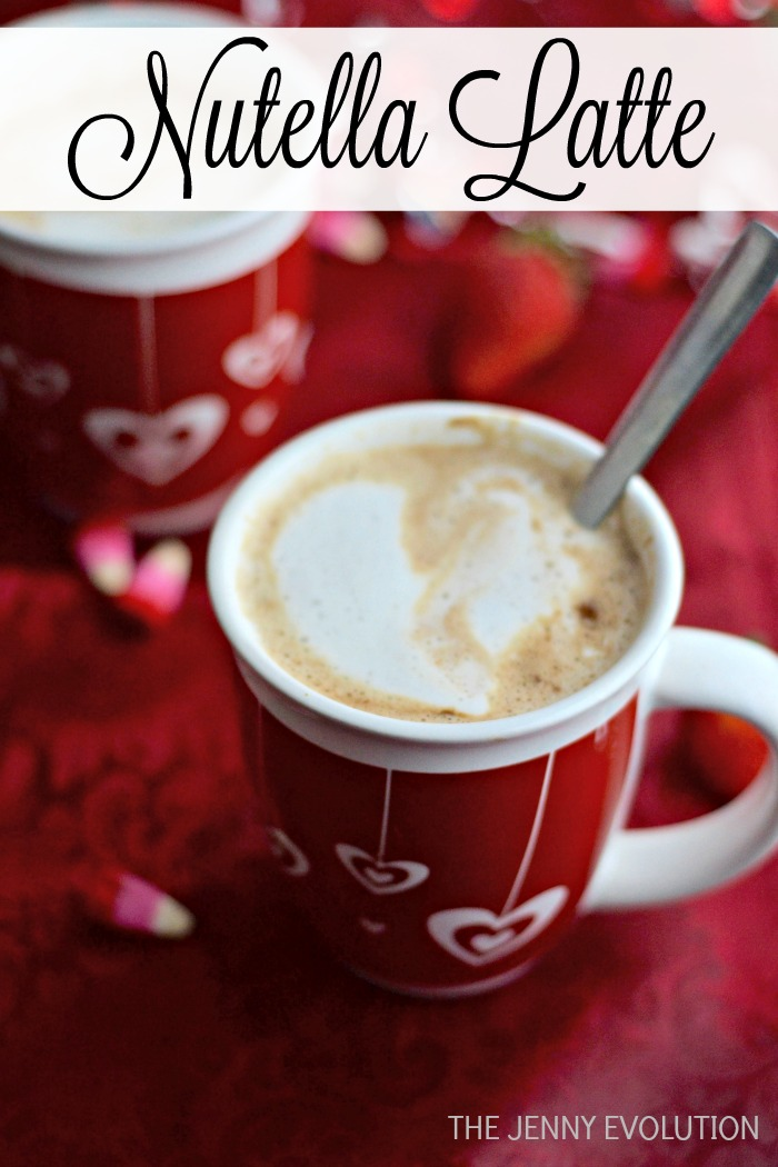 Nutella Coffee Latte Recipe
