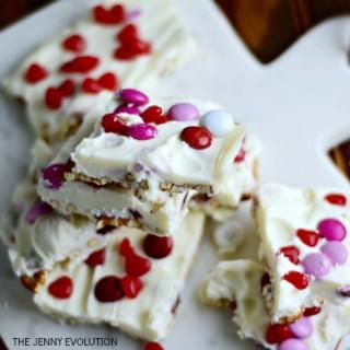Valentine Bark Recipe