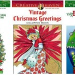 Christmas Coloring books FB