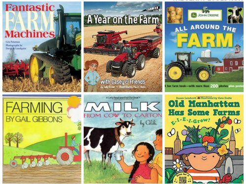 farm books