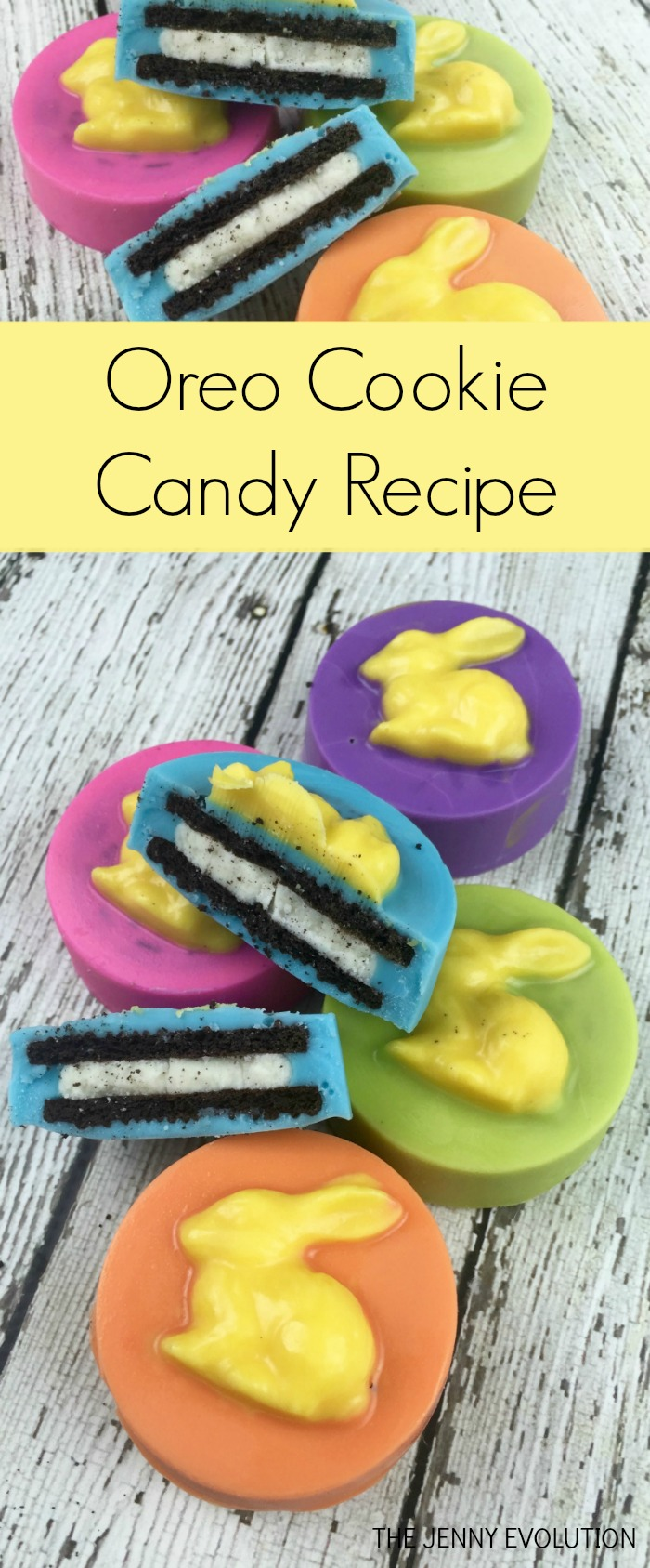Oreo Candy Cookie Recipe