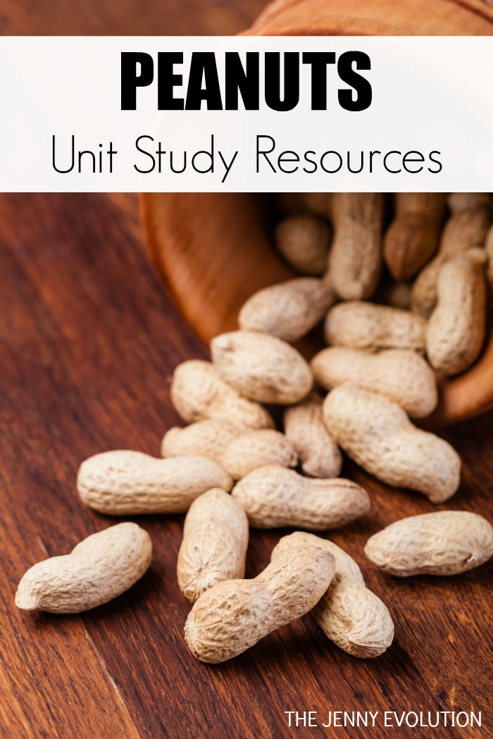 Peanuts Unit Study Resources
