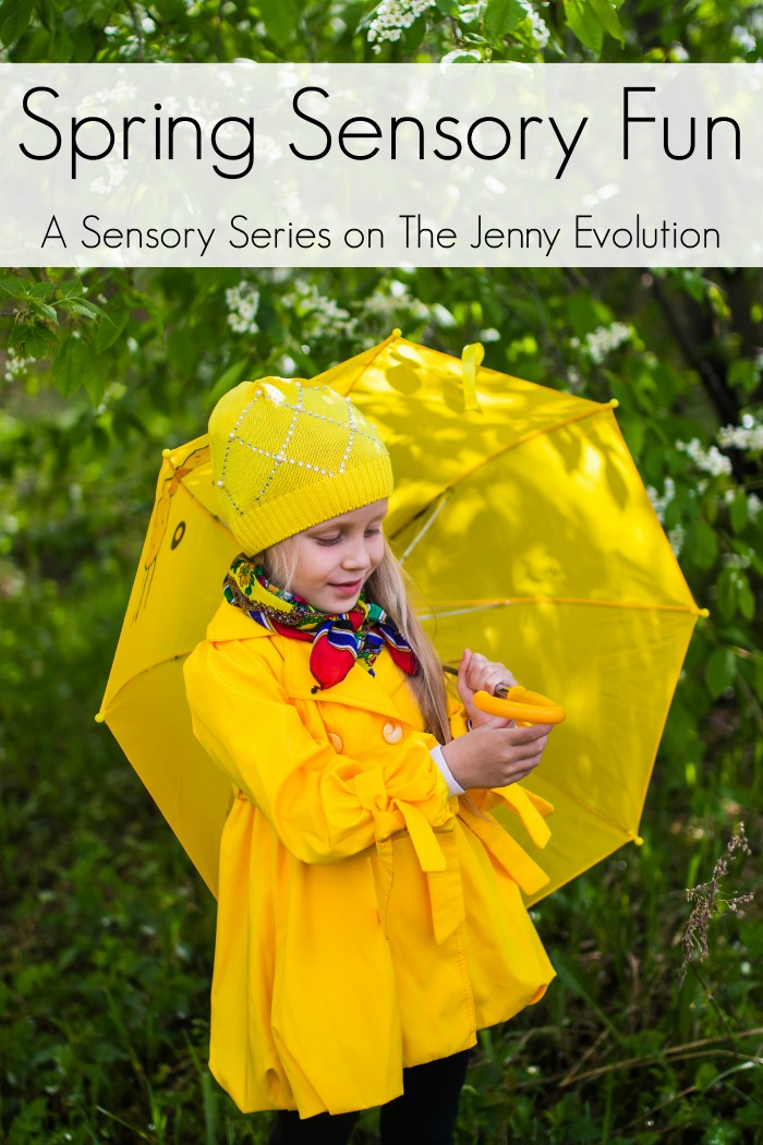 Spring Sensory Fun Activities | The Jenny Evolution