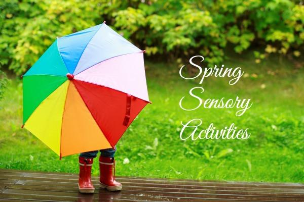 Spring Sensory Series
