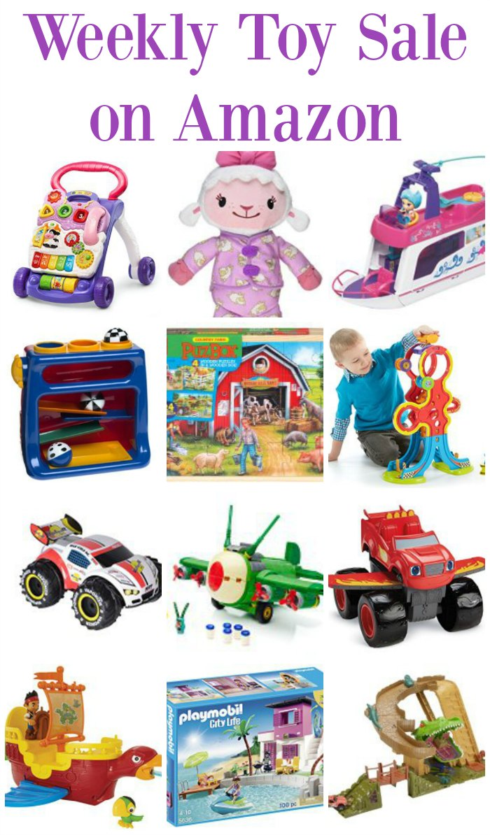 Weekly Amazon Toy Deals