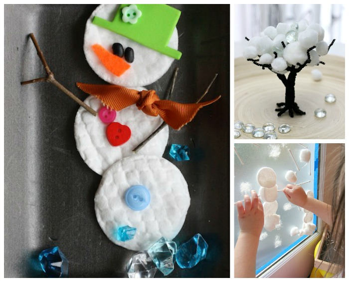 Winter Fine Motor Activities