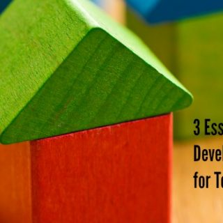 3 Essential Developmental Toys for Toddlers
