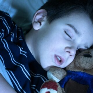How to Get Your Sensory Child to Sleep