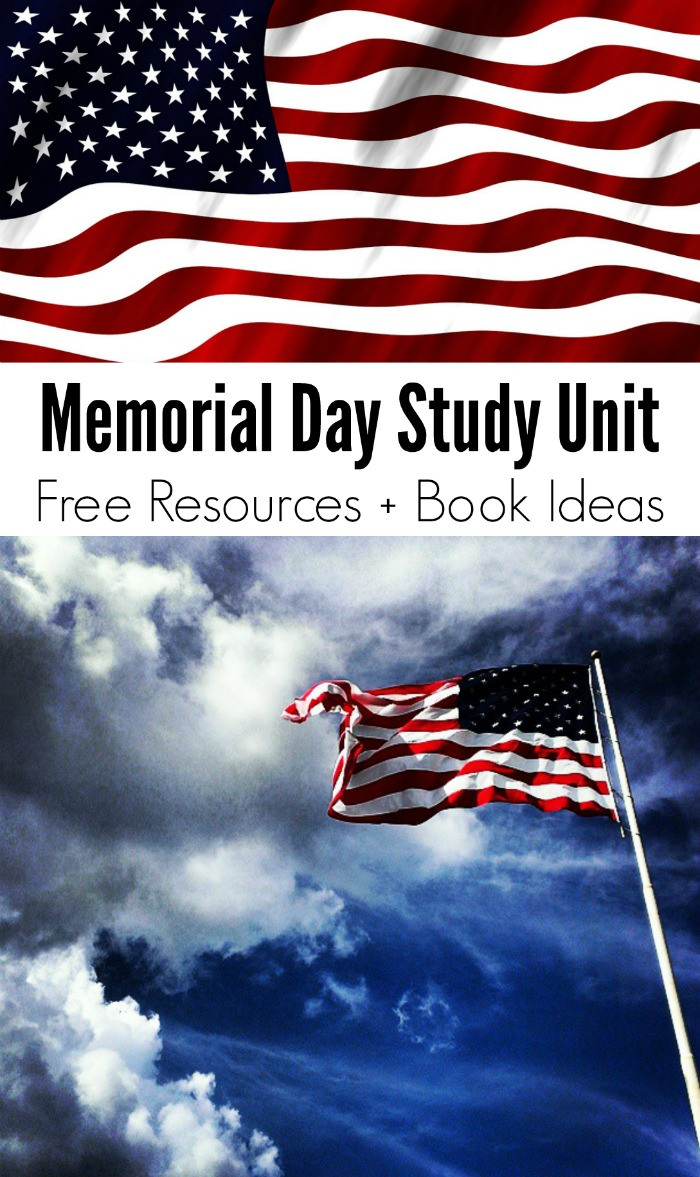 Memorial Day Study Unit - FREE Resources