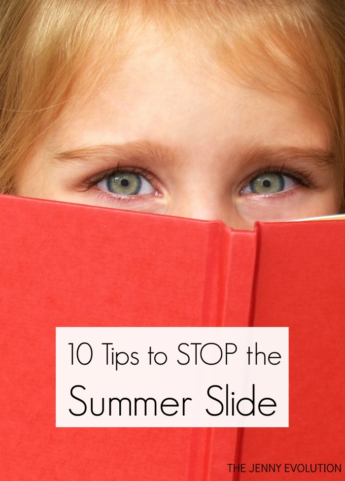 10 Tips to Stop the Summer Slide