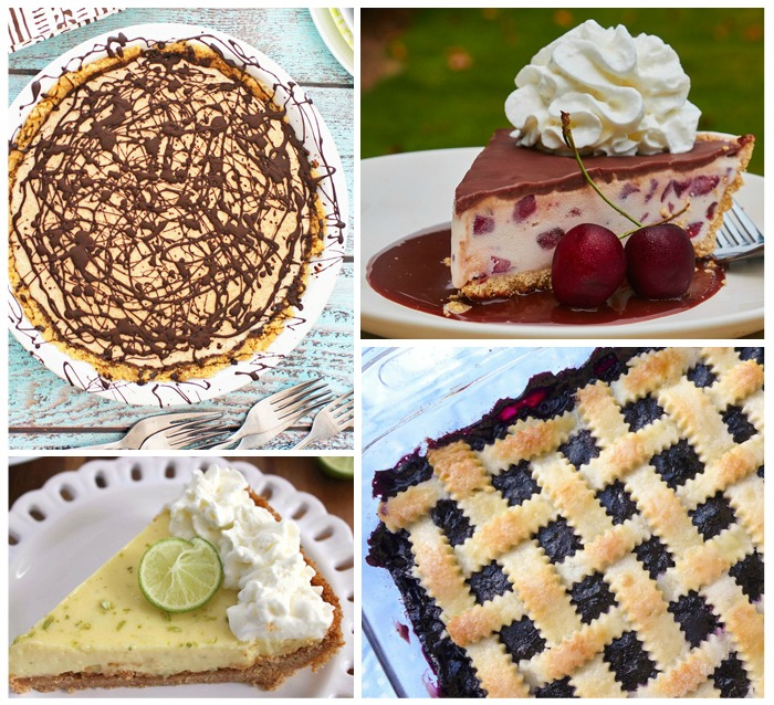 15 summer pie recipes square
