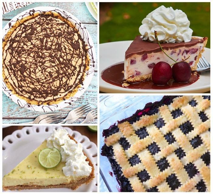 15 summer pie recipes square