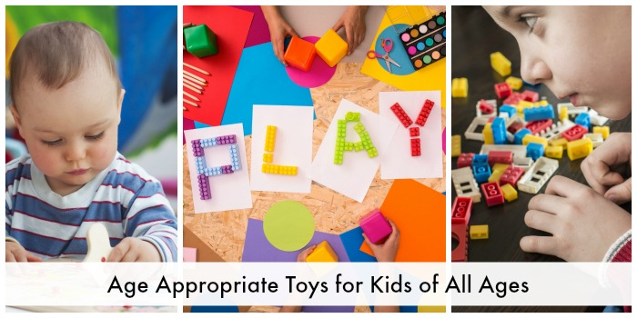 Age Appropriate Toys FB
