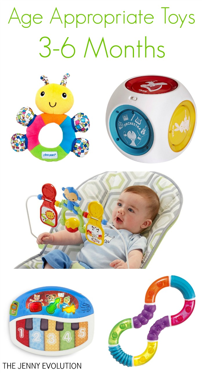Toys For 6 Months : Development best infant toys for ages months mommy