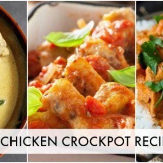 60+ Chicken Crockpot Recipes