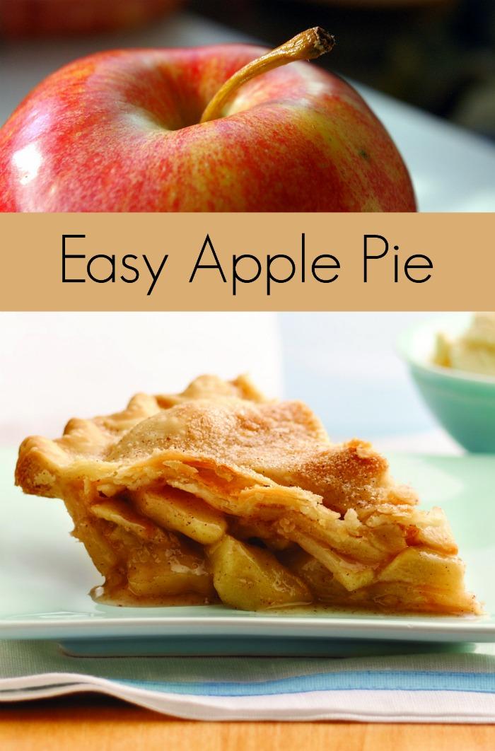 Perfect Easy Apple Pie Recipe | The Jenny Evolution