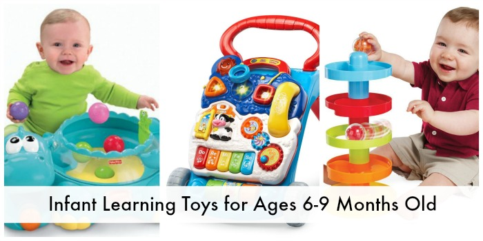 Learning Toys For 12 Month Olds : Age appropriate toys for children of all ages the jenny