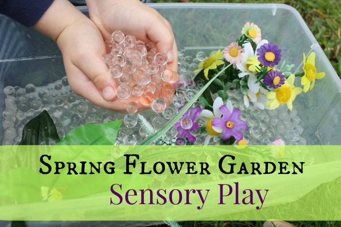 Sensory Garden Play - FB