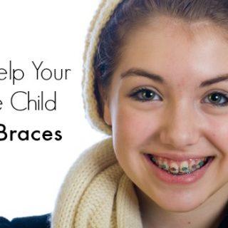 How to Help Your Sensitive Child Survive Braces